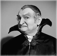 Al Lewis as Grandpa Munster.